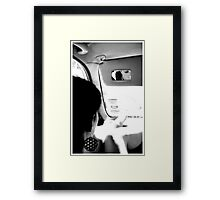 It's summertime, and the living is easy Framed Print