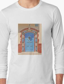 The Doorway at 129  Long Sleeve T-Shirt