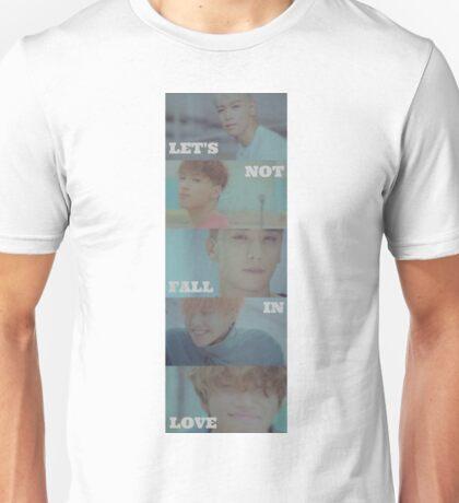 BIGBANG Let's Not Fall In Love Unisex T-Shirt