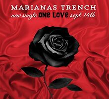 marianas trench single one love by haventhadenough