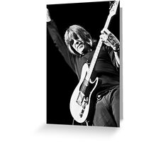 Mike Stern Greeting Card