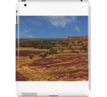 Landscape ... Outback Style iPad Case/Skin