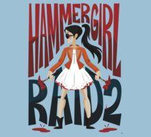 Hammer Girl Kids Clothes