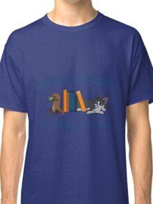 Making Mischief - Cat & Platypus Classic T-Shirt