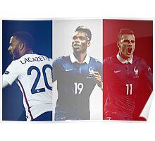 France Poster Design Poster
