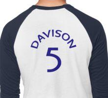 Doctor Who - Baseball Tees - Fifth Doctor Men's Baseball ¾ T-Shirt