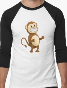 The Monkey Emoji From Skype T-Shirt