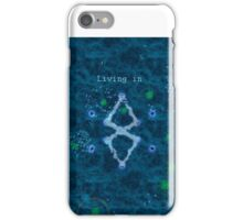 Live in Harmony iPhone Case/Skin