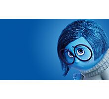 Inside Out: Sadness Photographic Print