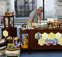 Honey Seller by magicaltrails