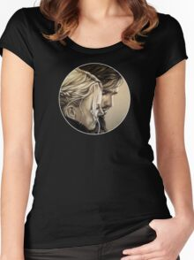 The Deckhand Women's Fitted Scoop T-Shirt