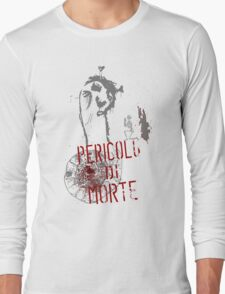 Pericolo di morte - Two-Faced Monster: Life and Death - V2 Long Sleeve T-Shirt