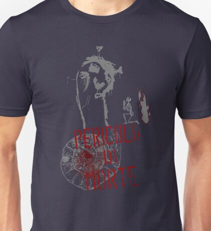 Pericolo di morte - Two-Faced Monster: Life and Death - V2 T-Shirt