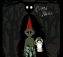Over the Garden Wall Come Here~ by Cherry B