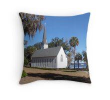 St. Mary's Episcopal Church Throw Pillow