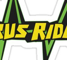 Virus Rider Logo Merch Sticker
