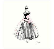 Giambattista Valli F/W 2015 Couture Art Print