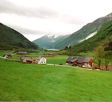 Rural Norway by Margaret  Hyde