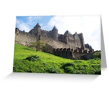 Carcassonne, France  Greeting Card