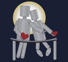 Robots In Love by ressamac