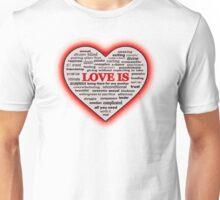 Love Is Unisex T-Shirt