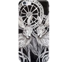 Hare of the Hare iPhone Case/Skin