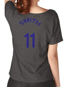 Doctor Who - Baseball Tees - Eleventh Doctor Women's Relaxed Fit T-Shirt