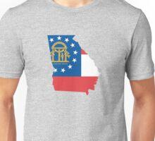 Georgia Flag  Unisex T-Shirt