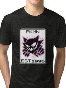 Haunter - OG Pokemon Tri-blend T-Shirt