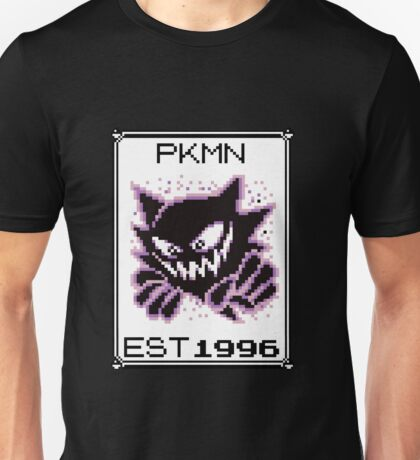 Haunter - OG Pokemon Unisex T-Shirt