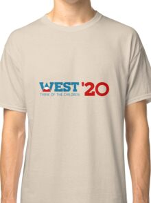 Kanye West for President 2020 Classic T-Shirt