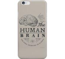 Science - Human Brain iPhone Case/Skin