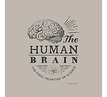Science - Human Brain Photographic Print
