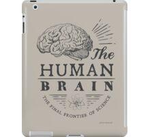 Science - Human Brain iPad Case/Skin