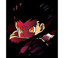 hunter x hunter gon freecs anime manga shirt Photographic Print