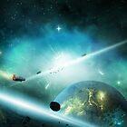 Planetary War by charmedy