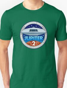 Jupiter 2 Mission Patch Unisex T-Shirt