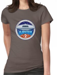 Jupiter 2 Mission Patch Womens Fitted T-Shirt