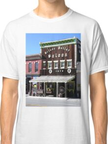 Silver Dollar Saloon, Leadville, Colorado Classic T-Shirt