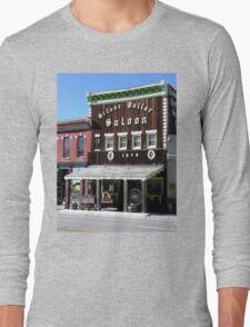 Silver Dollar Saloon, Leadville, Colorado Long Sleeve T-Shirt