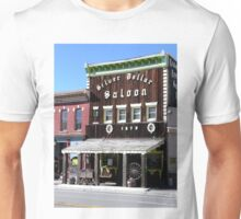 Silver Dollar Saloon, Leadville, Colorado Unisex T-Shirt
