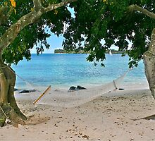 Turtle Bay Marine Park, Mauritius by Cindy Ritchie