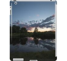 After the sunset iPad Case/Skin