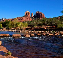 Red Rocks of Sedona by rrushton