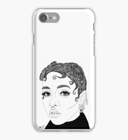 FKA Twigs #2 iPhone Case/Skin