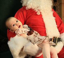 Meeting Santa for the first time - Ashland KY by Ieradicatedu