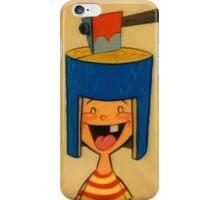 Log 1 iPhone Case/Skin