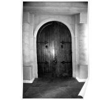 Eerie doors Poster