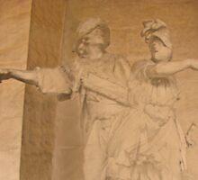 Conflict at Versailles by Al Bourassa