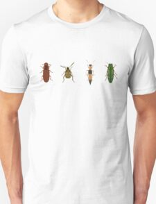 Four Beetles T-Shirt